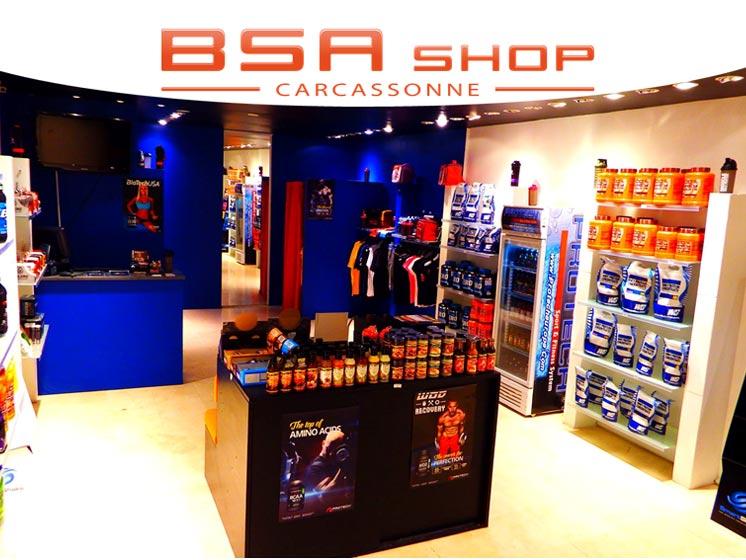 BSA SHOP