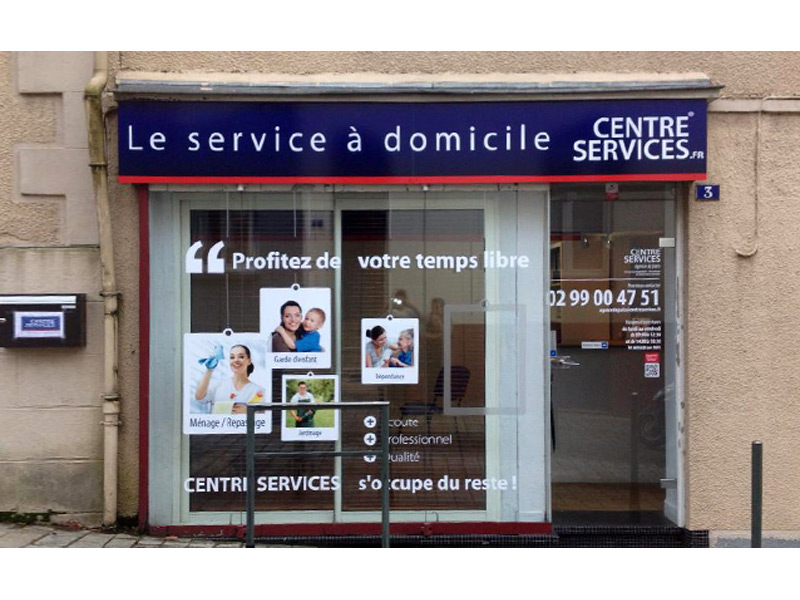 Centre Services Acces